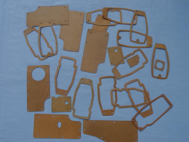 金属复合软木橡胶密封垫  HL-3G 1