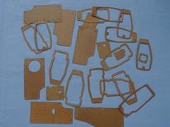 金属复合软木橡胶密封垫  HL-3G