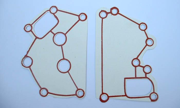 复合橡胶密封垫片 1