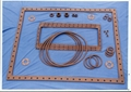 大型变压器用软木橡胶密封垫系列 1