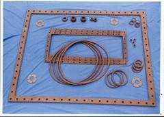 大型变压器用软木橡胶密封垫系列