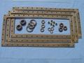 中小型变压器软木橡胶密封垫系列