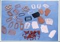 工业缝纫机用软木橡胶密封垫系列