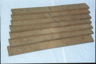 大型低噪音变压器用减震软木橡胶板 1