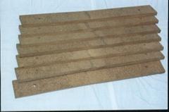 大型低噪音變壓器用減震軟木橡膠板