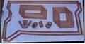 铁路机车用软木橡胶密封垫系列
