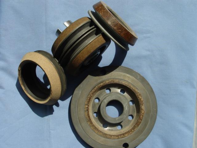 套接缝纫机橡塑软木摩擦轮 1
