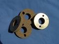 釘扣縫紉機軟木橡膠摩擦驅動輪 1