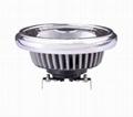 LED AR111 10W 15W G53 12VAC COB Reflector Bulbs COB Spotlight Lamps