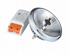 LED AR111 G53 10W COB Dimming Spotlight