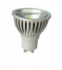 LED MR16 GU10 5W COB Reflector Bulbs Spotlight Lamps