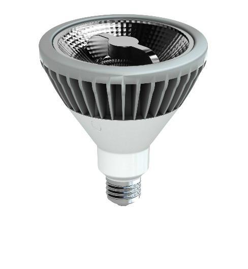Led 20w Bulb Led Par38 E27 Cob Dimming 20w