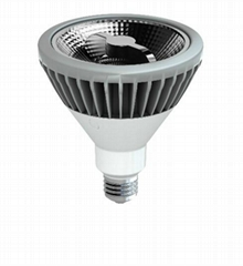 LED PAR38 E27 COB Dimming 20w Reflector Bulbs ceiling Lights