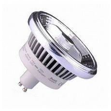 ES111 LED GU10 8° lamps dimming 10w 15w