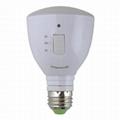 Rechargeable led emergency bulb LED