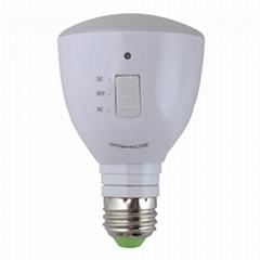 LED应急灯手电筒 Rechargeable led emergency bulb LED Torch light Sw