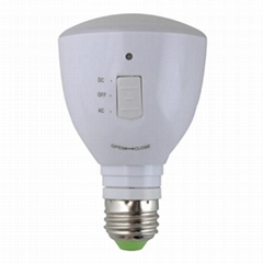 Rechargeable led emergency bulb LED