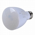 Rechargeable led emergency bulb LED Torch light Switch Lamps AC/DC E27/26 3