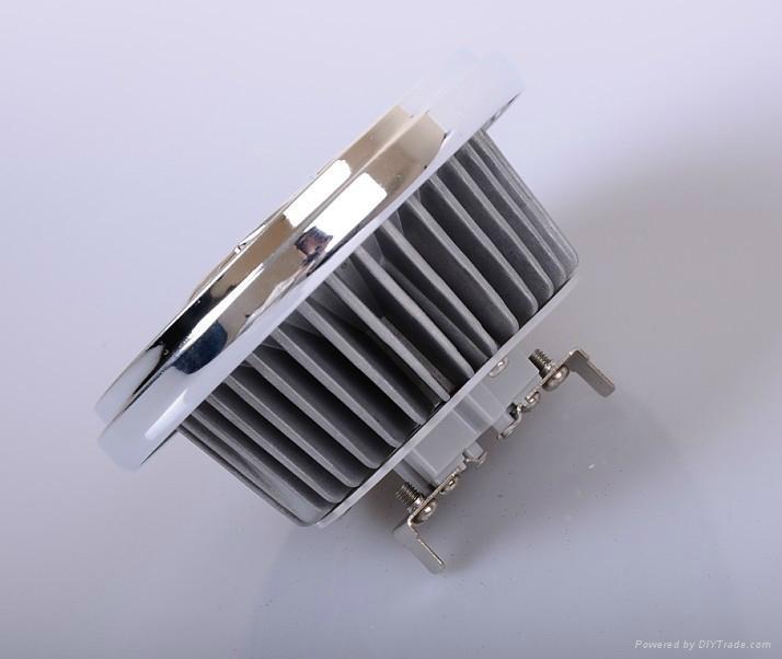 LED AR111 0-10V 可調光反射燈 G53  10W 15W QR111 4