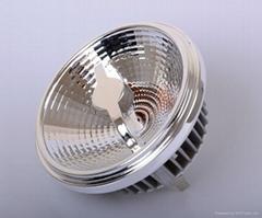 LED AR111 0-10V 可调光反射灯 G53  10W 15W QR111