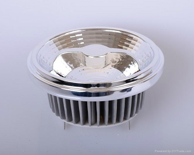 LED AR111 0-10V 可調光反射燈 G53  10W 15W QR111 2