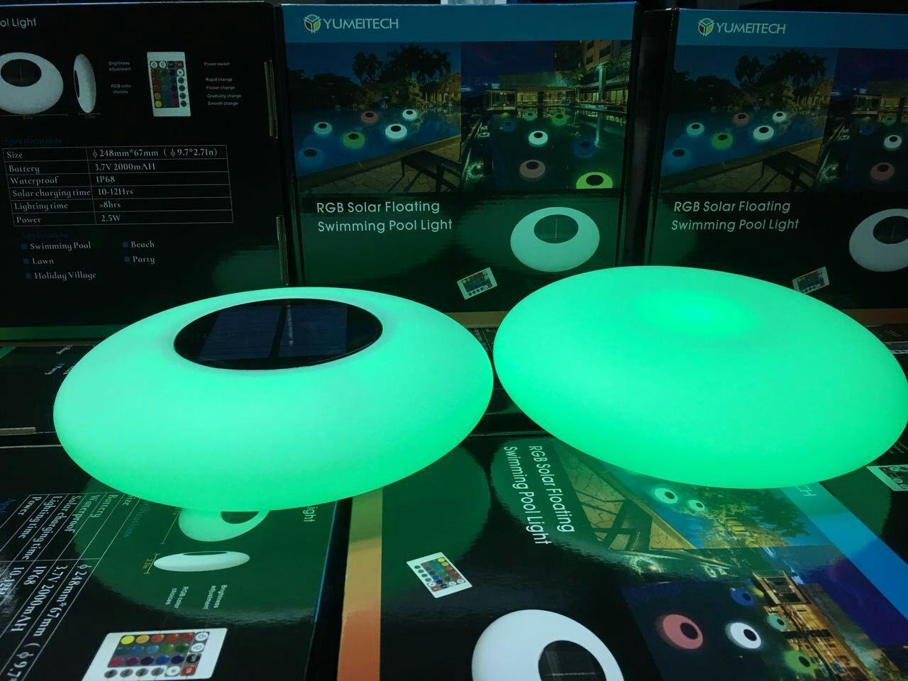 swimming pool light solar energy lawn LED lamp 3