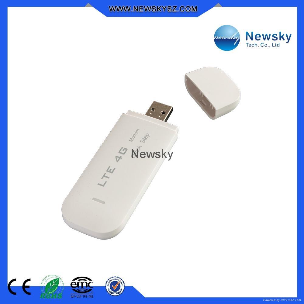 150Mbps FDD Tdd 4G Lte WiFi USB Dongle 3
