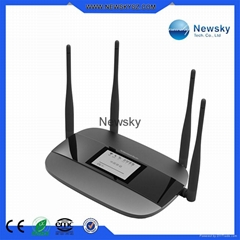 100Mbps 4G Lte CPE Wireless Home WiFi Router