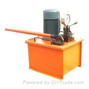 手电一体泵 1