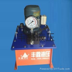 手电一体泵 3