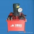手电一体泵 4