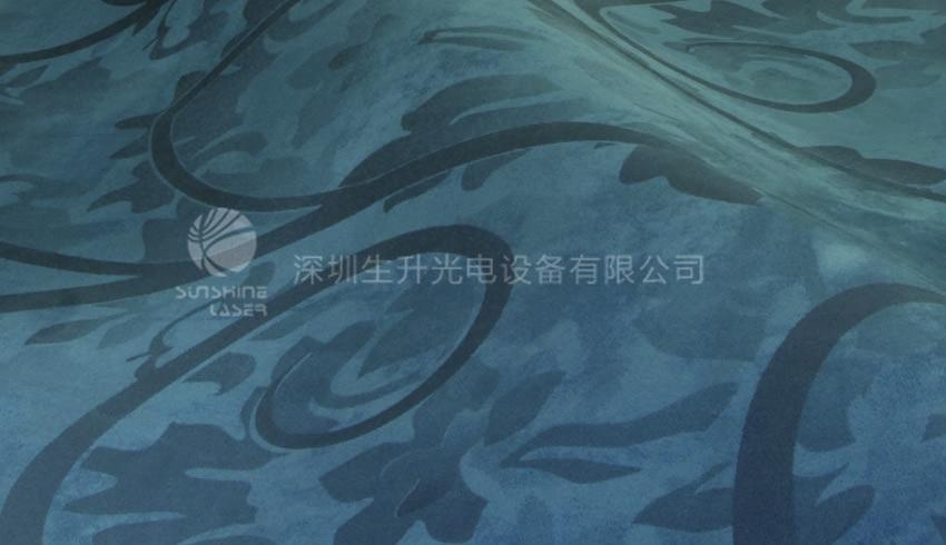 牆紙激光雕花機 4