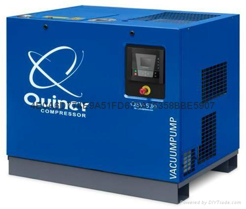 昆西螺杆空压机QGD 3