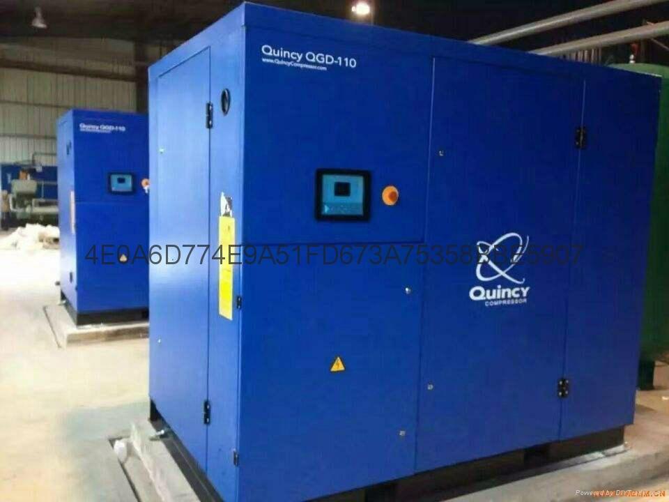 昆西螺杆空压机QGD 4