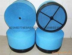 昆西空壓機配件空氣過濾器