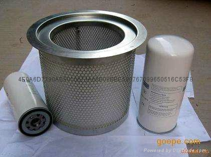 昆西空压机油细分离器 1