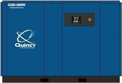 昆西QGFV变频螺杆空压机 1