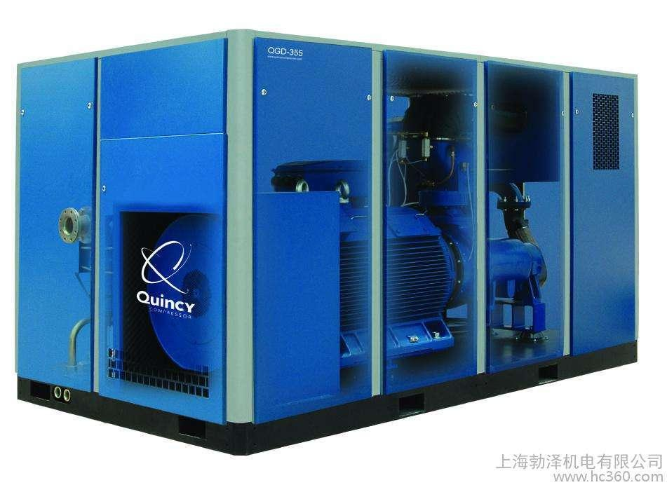 昆西QGFV变频螺杆空压机 3