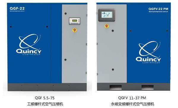 供应昆西变频压缩机QGV90 5