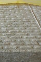 钢肋增强竖丝岩棉复合外模板