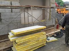 廊坊美尚瑞裹覆增强玻璃纤维保温墙体板