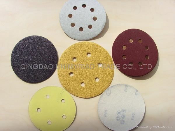 Velcro Discs & PSA discs 1