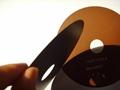 Super thin cutting wheels, resin bonded