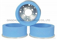 Professional grinding wheel. Bevel gear grinding
