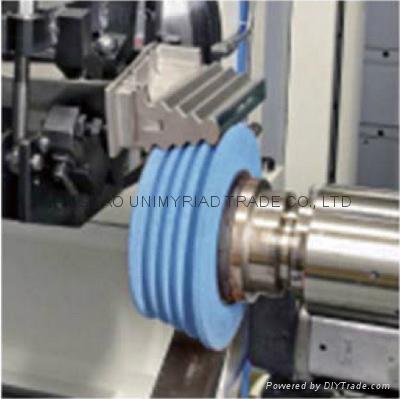 Professional grinding wheel: creep feeding, grinding for aerospace industry 1