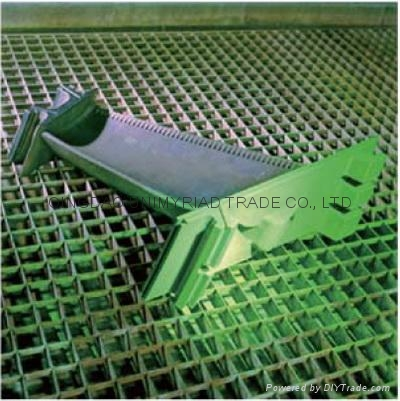 Professional grinding wheel: creep feeding, grinding for aerospace industry 3