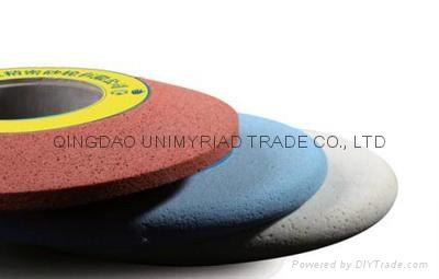 Professional grinding wheel: for grinding raceway of bearings