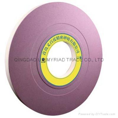 Professional grinding wheel for crankshaft grinding 1