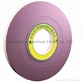 Professional grinding wheel for crankshaft grinding