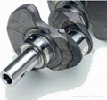 Professional grinding wheel for crankshaft grinding